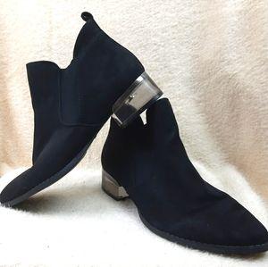 Chelsea boots clearl heel - excellent!
